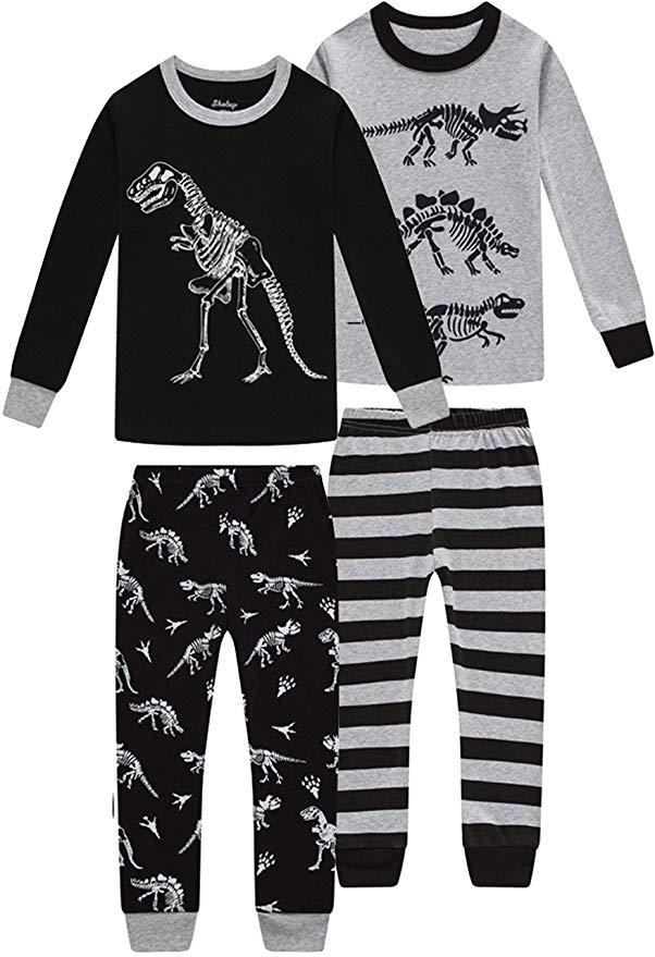 Rocket Christmas Sleepwear for Boys